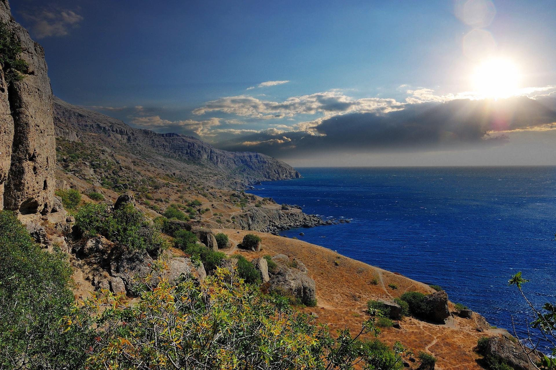 Crimea Nature Russia Photos