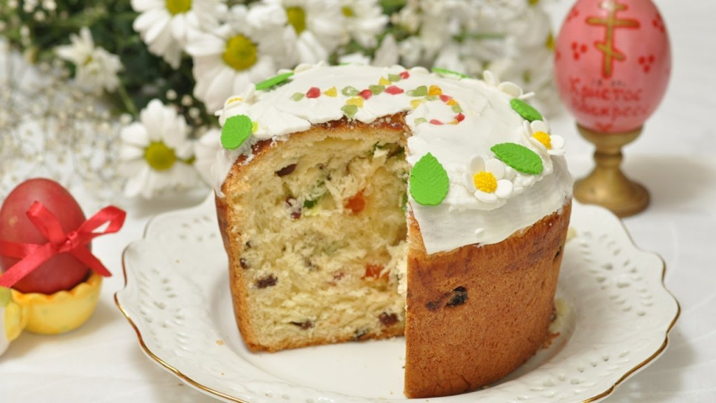 Russian Easter Russian Orthdox Customs and Traditions - Easter Bread