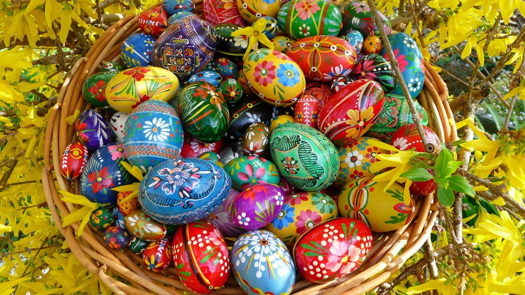 Russian Easter Russian Orthdox Customs and Traditions - Easter Eggs