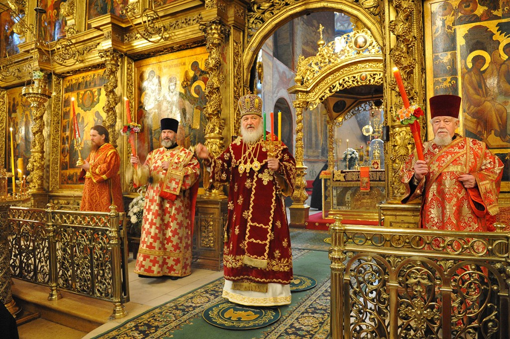 Russian Easter Russian Orthdox Customs and Traditions - Inside Church