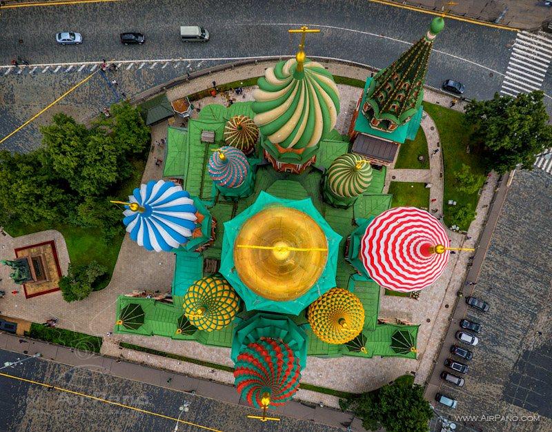 Moscow Kremlin in 360 VR 01